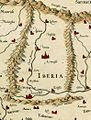 Iberia. Gerard Mercator. Tabula Asiae III (Armenia, Georgia, Turkey, etc.). 1579.jpg