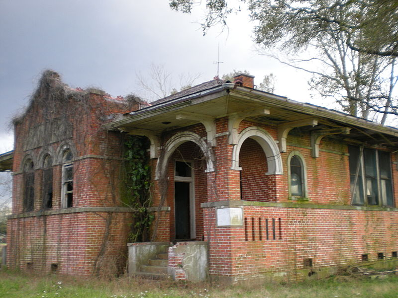 File:Iberville Parish Abandoned School.jpg