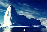Αρκτικό παγόβουνο