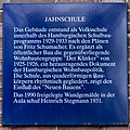 Ida-Ehre-Schule (Hamburg-Harvestehude).Tafel.30671.ajb.jpg