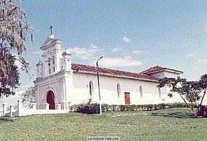 La Victoria. Iglesia San José.
