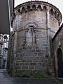 Iglesia de San Juan, Ribadavia. Ábside.jpg