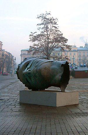 Igor Mitoraj - Image: Igor Mitoraj Eros bendato 01