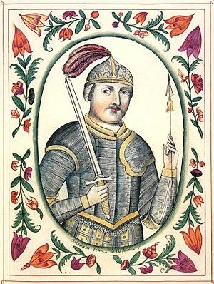 Prince of Novgorod - Image: Igor the Old