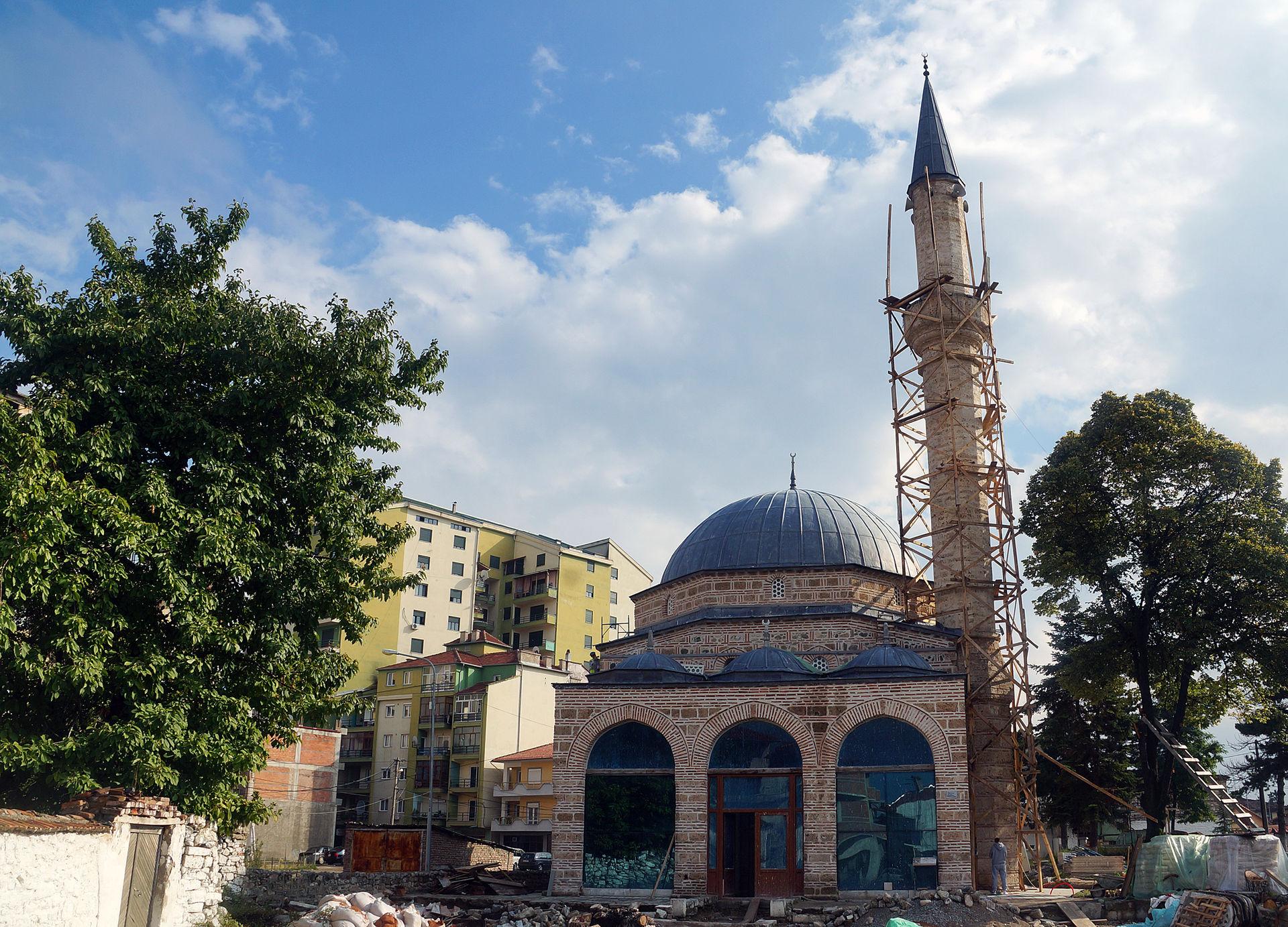 Mosque Wikipedia: Mirahori Mosque, Korçë