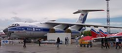 Ilyushin IL-76TD-90VD Volga Dnepr.jpg