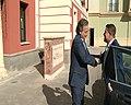 Imágenes del presidente de CLM durante su asistencia a las Jornadas de APD y la consultora Deloitte (38380822746).jpg