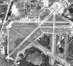 Imeson Field - 1966 USDA aerial photo