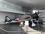 Imperial Japanese Navy Type 0 Carrier Fighter in Yamato Museum.jpg