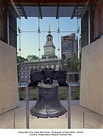 Independence National Historical Park Liberty Bell at the LBC.jpg