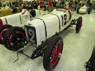 1922 Indianapolis 500 - Image: Indy 500winningcar 1922