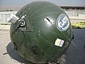 Inflatable satellite dish in Afghanistan.jpg