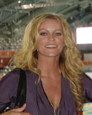 Inge de Bruijn - De Bruijn in 2008