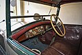 Inside view of Rolls Royce 1930 31 Model in Vintage & Classic Car Collection Museum of Udaipur.jpg