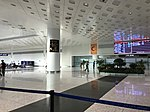 Inside view of Terminal 3 of Wuhan Tianhe International Airport 3.jpg