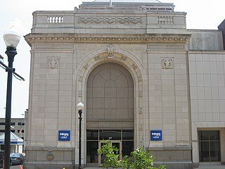 Integra Bank United States historic place
