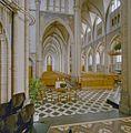 Interieur, overzicht zuider zijbeuk naar het westen met muurschilderingen - Zieuwent - 20347194 - RCE.jpg