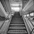 Interieur, trappenhuis, overzicht trap - Rotterdam - 20002786 - RCE.jpg