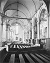 interieur zuid zijbeuk naar het westen - amsterdam - 20011934 - rce