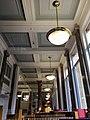 Interior of NatWest Bank, Newport, August 2020 01.jpg
