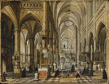 Artistic Interiors Oil Paintings By J Walker