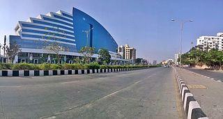 Surat Metropolis in Gujarat, India