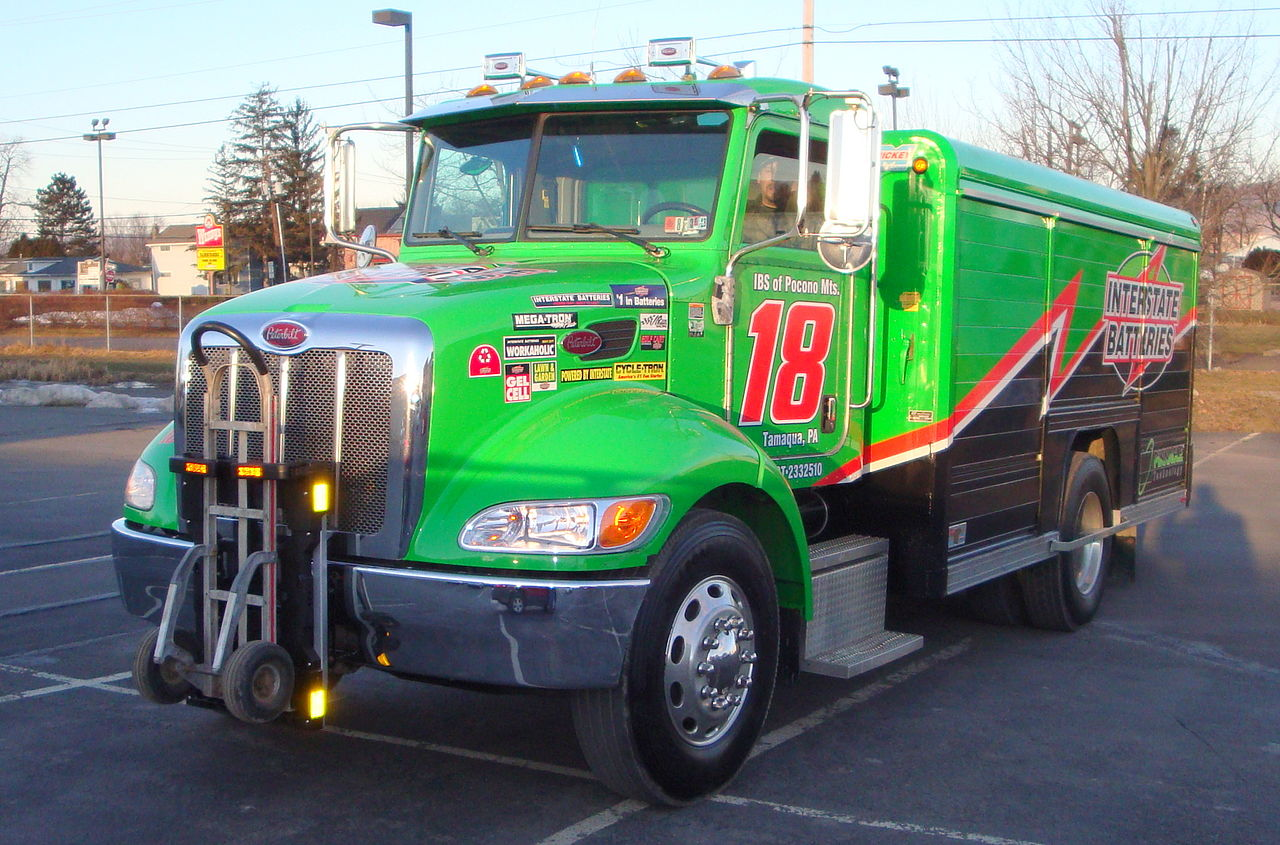 Picks Of Peterbilt Flatbed Truck And Tailor Cakes