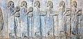 "Ionian Tribute Bearers on the Apadana Staircase (Best Viewed Size ""Large"") (4688057305).jpg"