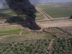 Iraq Oil Well Fire.JPG