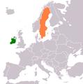Ireland Sweden Locator.png