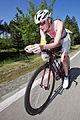 Irina Kirchler at Ironman 70.3 Austria 2012.jpg