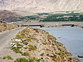 Ishkashim Bridge- Afghan-Tajikistan Border - panoramio.jpg