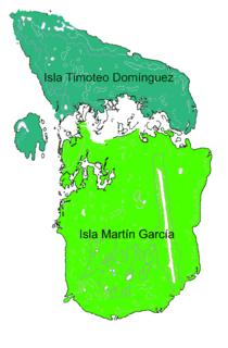 island in Argentina