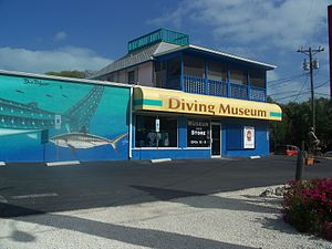 : History of Diving Museum