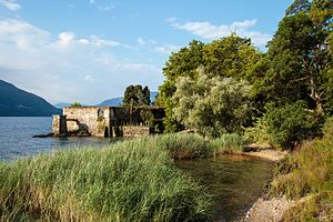 Brissago - Botanical Gardens on Isola Grande