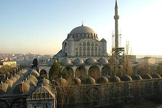 16th century Turkish mosque