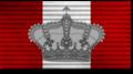 Italian Kruunuritarikunnan upseerimerkki2.png