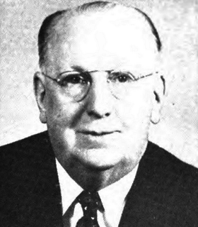 Ivor D. Fenton politician