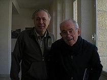 J.-L. Deuffic et Père Marc Landévennec.JPG