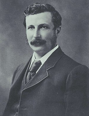John Cockburn (Australian politician) - Cockburn at the 1898 Australasian Federal Convention in Melbourne.