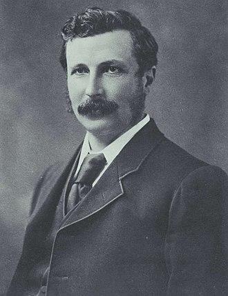 John Cockburn (Australian politician) - Cockburn at the 1898 Australasian Federal Convention in Melbourne.