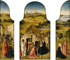 Image illustrative de l'article L'Épiphanie (Bosch)