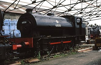 Hunslet Engine Company - Austerity 68081
