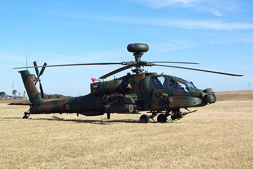 JGSDF AH-64D 20120108-05