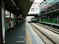 JREast-Chuo-main-line-Musashi-koganei-station-platform-3-4 20080731.jpg