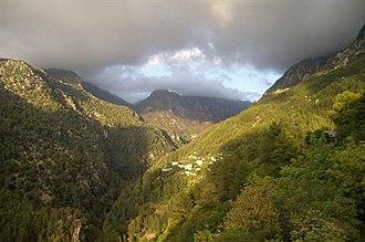 Jabal Moussa Biosphere Reserve - Image: Jabal Moussa