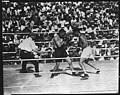 Jack Dempsey and Tommy Gibbons in boxing match, Shelby, Montana, July 4, 1923 (MOHAI 1324).jpg