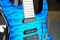 Jackson PC-1 Chlorine Blue guitar body detail 2.jpg