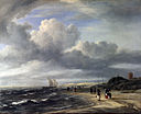 Jacob Isaacksz. van Ruisdael - The Shore at Egmond-an-Zee - WGA20500.jpg