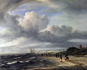 The Shore at Egmond aan Zee